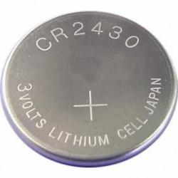 Piles lithium CR2430