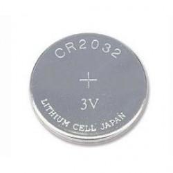 Piles lithium CR2032